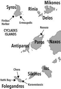 Cyclops Conspiracy Map