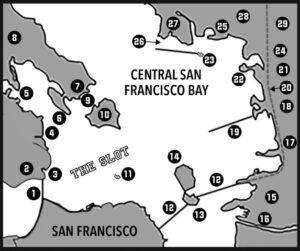 Gold Bay Map