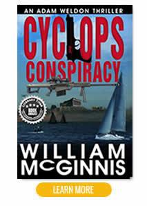 Cyclops Conspiracy Action Adventure Spy Novel