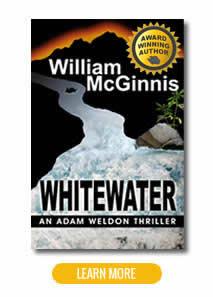 Whitewater - Athriller novel